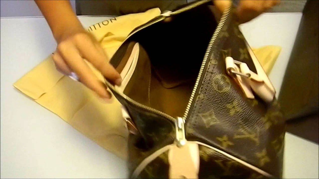 8172a2a49e99 Bauletto Louis Vuitton Speedy 30 Monogram - la fra e il suo regalo per i  trent anni