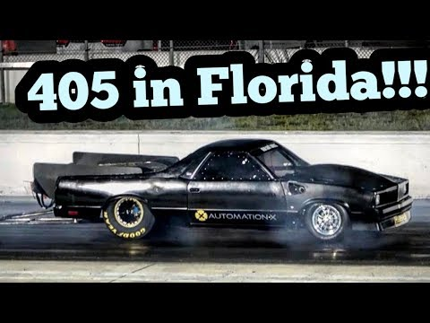 Street Outlaws Racing at the Flordia No Prep Kings!