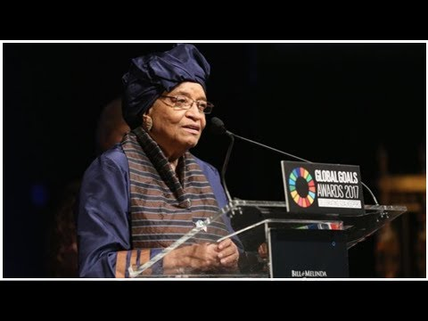 Ellen johnson sirleaf: liberia's president expelled from her party – - Daily News