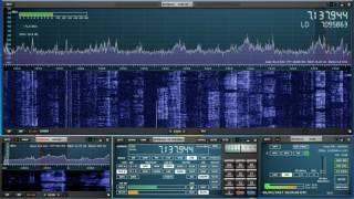 Aperçu des possibilités du récepteur Software Defined Radio (SDR) S...