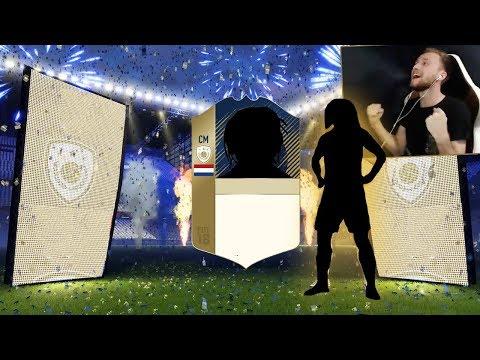 WOW! TRAFIŁEM NIESAMOWITĄ IKONĘ! | FIFA 18