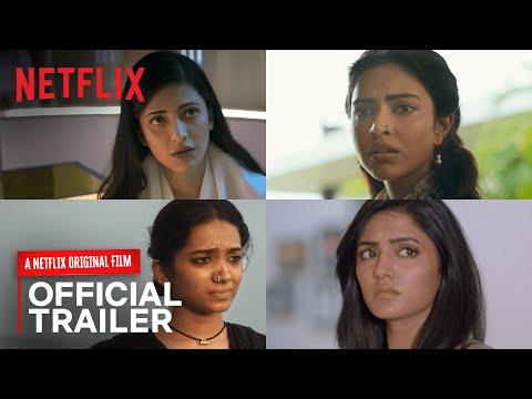Pitta Kathalu | Official Trailer | Shruti Haasan, Eesha Rebba, Amala Paul, Saanve Megghana
