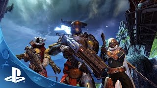 Destiny - Expansion II: House of Wolves - Official Preview Trailer | PS4, PS3