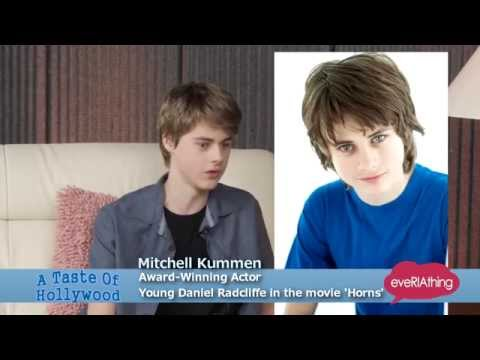 A Taste of Hollywood ft awardwinning actor Mitchell Kummen