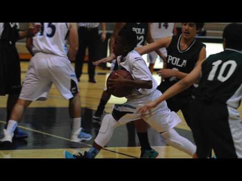 Duke Lindsey's Freshman Basketball Season at Chadwick School 2015-16