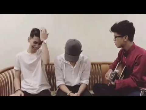 Ismail Izzani cover lagu Baby with Asad motawh dan Haqiem Rusli