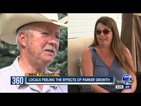 Parker Residents Feeling The Effects Of Colorado's Population Growth