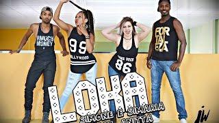 Loka - Simone e Simaria feat. Anitta - Coreografia