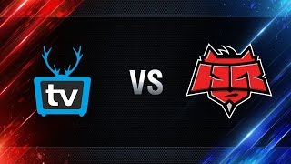 WePlay vs HellRaisers - day 3 week 4 Season I Gold Series WGL RU 2016/17