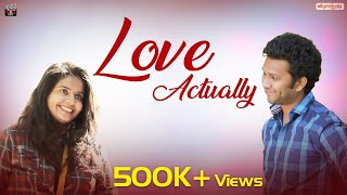 love actually new telugu short film 2016 with eng subtitles    by pranav babloo