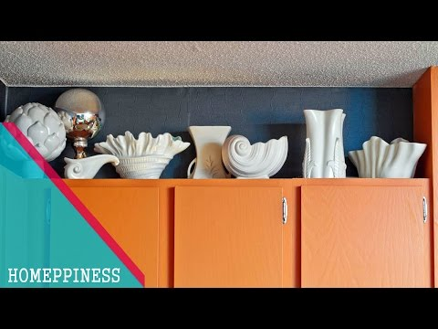 HAVE YOU LOOK THIS? 20+ Latest Decorating Ideas For Top Of Kitchen Cabinets | NEW DESIGN 2017