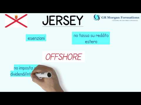Jersey - Societa' offshore