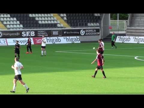 Rambergets SK - Högaborg Kärralunds FC 1-1 Part 1/5