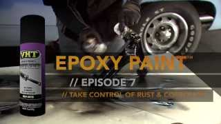 Painting Upper Control Arms with VHT Epoxy Paint - 1972 Plymouth Satellite Sebring Plus