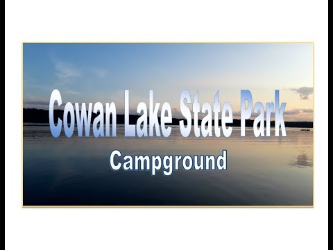 AWESOME Cowan Lake State Park In Ohio