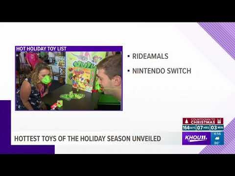 Toy Insider on CBS Houston 7/13/18