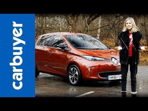 Renault ZOE 2018 in-depth review - Carbuyer