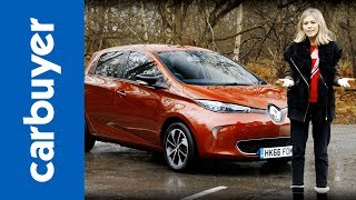 2018 Renault ZOE - the electric car that could take you 250 miles on a charge - Carbuyer