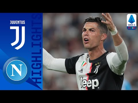 Juventus 4-3 Napoli | CR7 Scores as Juventus Beat Napoli in 7-Goal Thriller! | Serie A