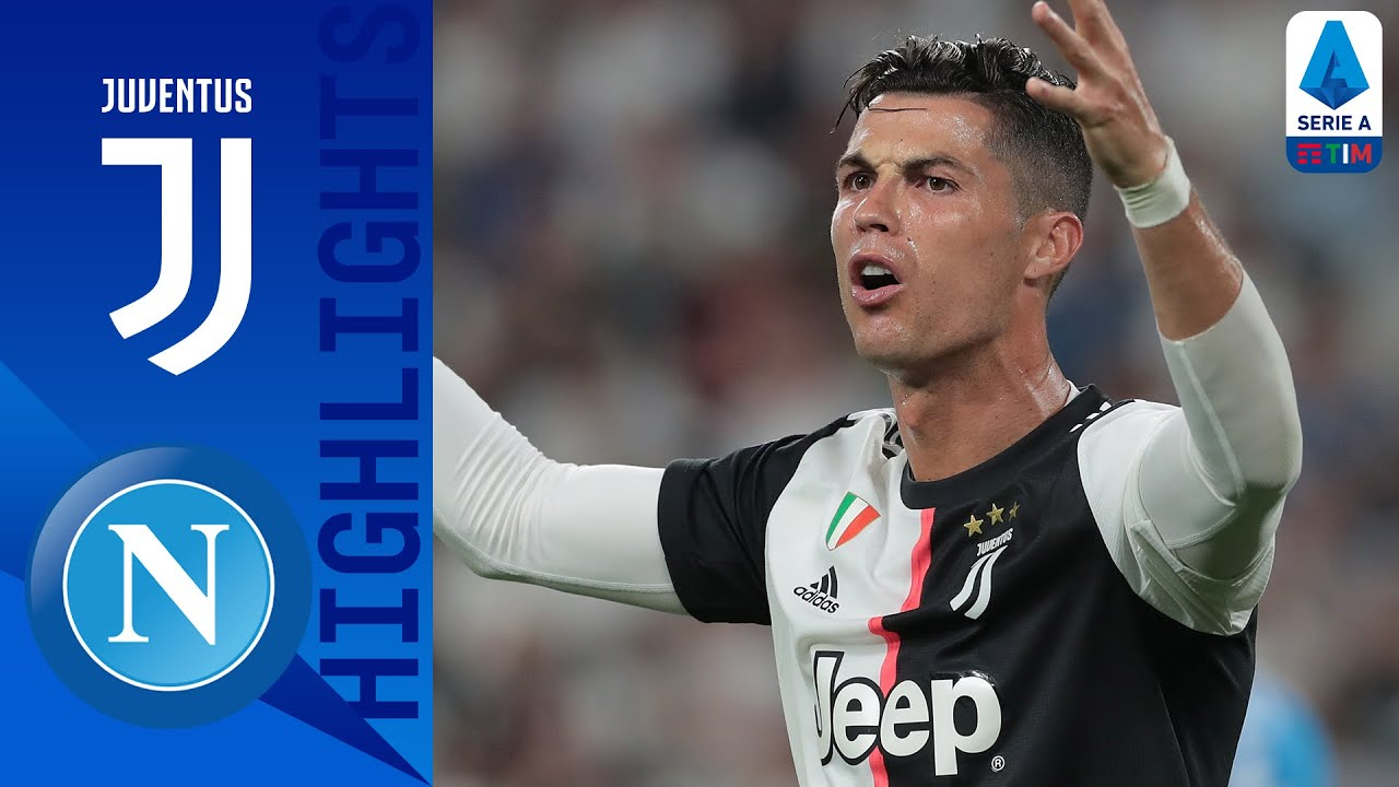 Juventus   Napoli Cr Scores As Juventus Beat Napoli In  Goal