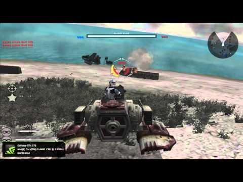 StarWars Battlefront II Kasshyk defense
