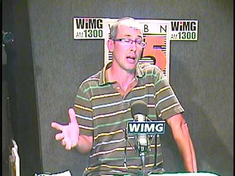 WIMG1300 host Jacque Howard interviews Jim Simon from the Isles organization.