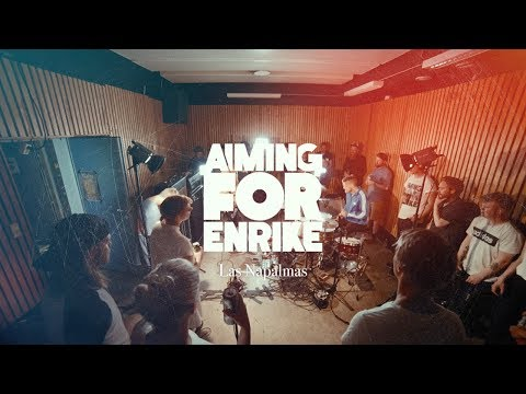 Aiming for Enrike - Las Napalmas full album live | Rohdos Sessions