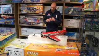 Critical mass ROC HOBBY / FMS , Sea fury RENO RC airplane