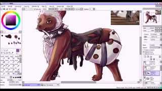 Animal Jam Speed Paint- Paint Tool SAI