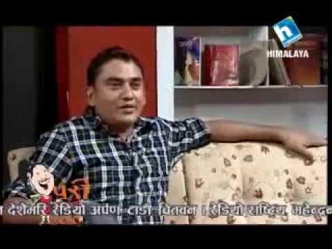 Pariko Sorry 26 Mangsir 2071 with Sitaram Kattel Himalaya TV