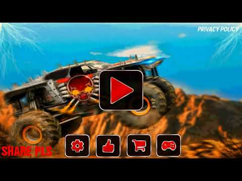 Monster Truck Stunt Race Games Android Gameplay 2018 Free Games