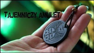 Tajemniczy amulet Quantum Pendant Japanese Technology
