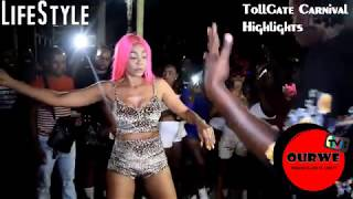 D' Angel Full performance at TollGate Carnival