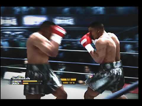 sports shoes free delivery buy online MIKE TYSON DESTROYS OPPONENT WITH COMBINATIONS - Fight Night ...
