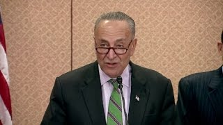 Schumer: Gorsuch sides with the powerful