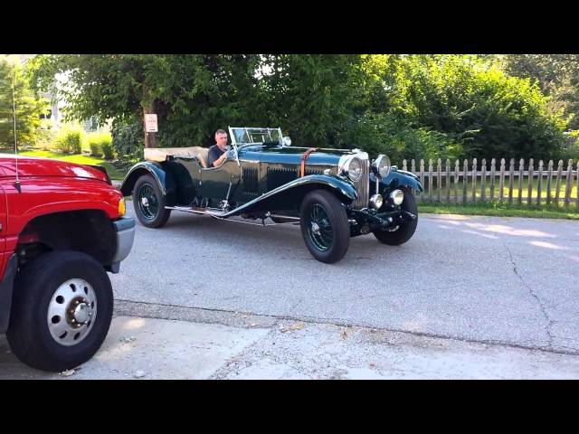 1931 Bentley 8-Litre Vanden Plas