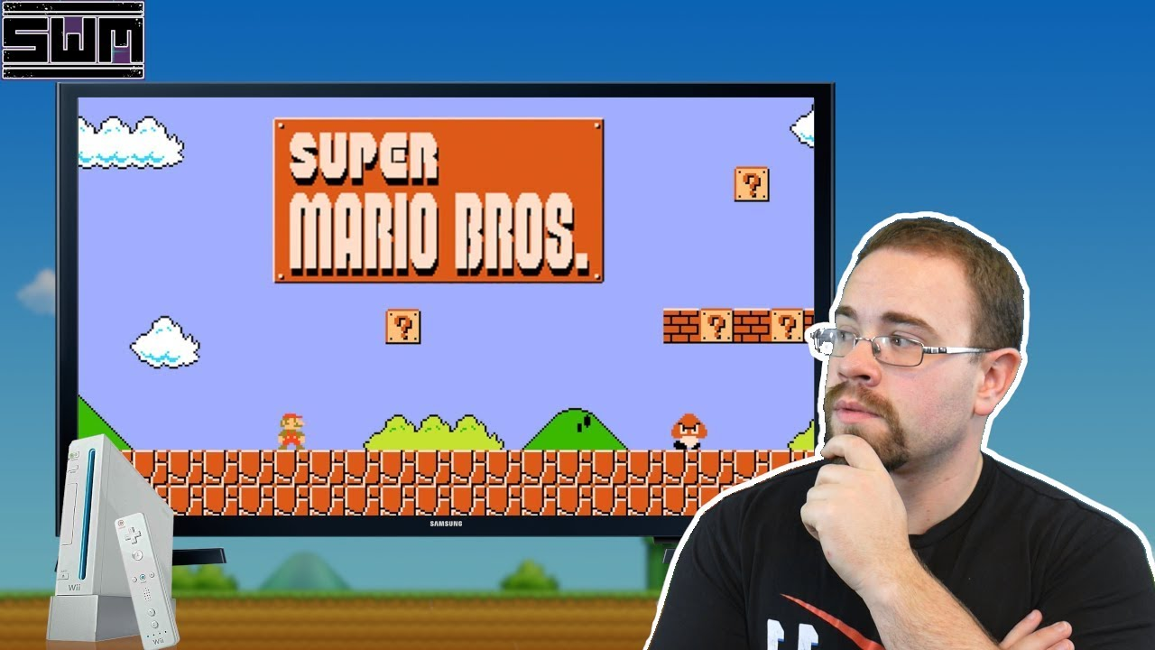 Did Nintendo Download And Sell Us A Mario Rom? (New Information)
