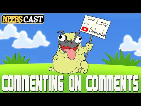 WE HAVE A GOAL!!! Shameless Pug - Star Trek V.R / Commenting on Comments