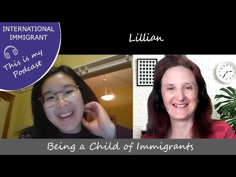 Download Podcast Season 2, Episode 5 - Lillian: Being a Child of Immigrants