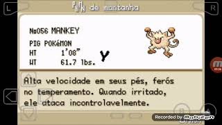 Pokemon fire red ép 2: eu perdi a batalha