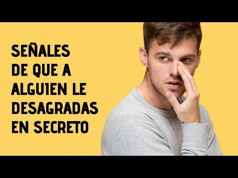 11 Señales De Que A Alguien Le Desagradas En Secreto