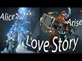 Alice Arise love story ft SingSing, MidOne and Rayn