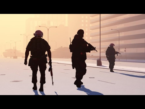"""Download Youtube: The Army is Preparing For Martial Law in MegaCities: """"Mass Migration, Disaster, Inner-City Turmoil"""""""