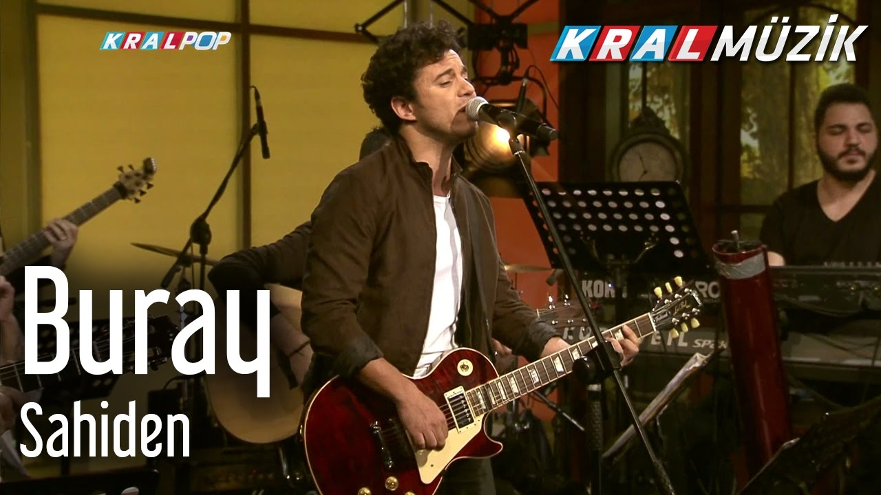 Buray - Sahiden (Kral Pop Akustik)