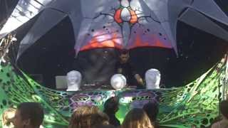 Psychoson live @ Galaxy Evolution Party (Goa)