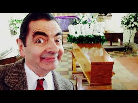 Funeral | Funny Episode  | Mr Bean Official