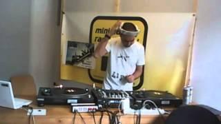 Dave Tarrida live@minimalcityradiokassel 06072014