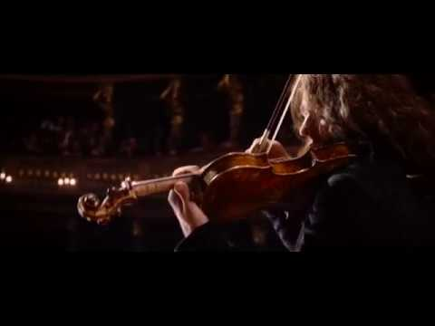 David Garrett (Niccolo Paganini) Caprice 24 [The Devil's Violinist]