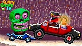ХАРДКОР Мультики про машинки БОЕВЫЕ ТАЧКИ гонки видео для детей в игре Drive AHEAD