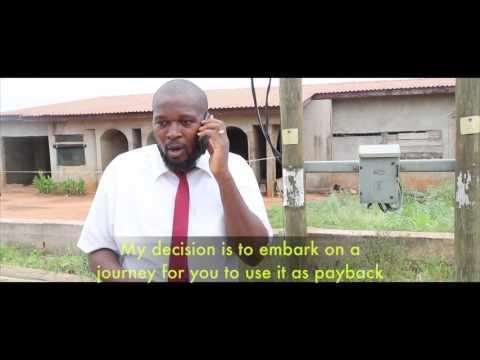 Igbo Comedy - Onye Iwe ( Hug Transformer )